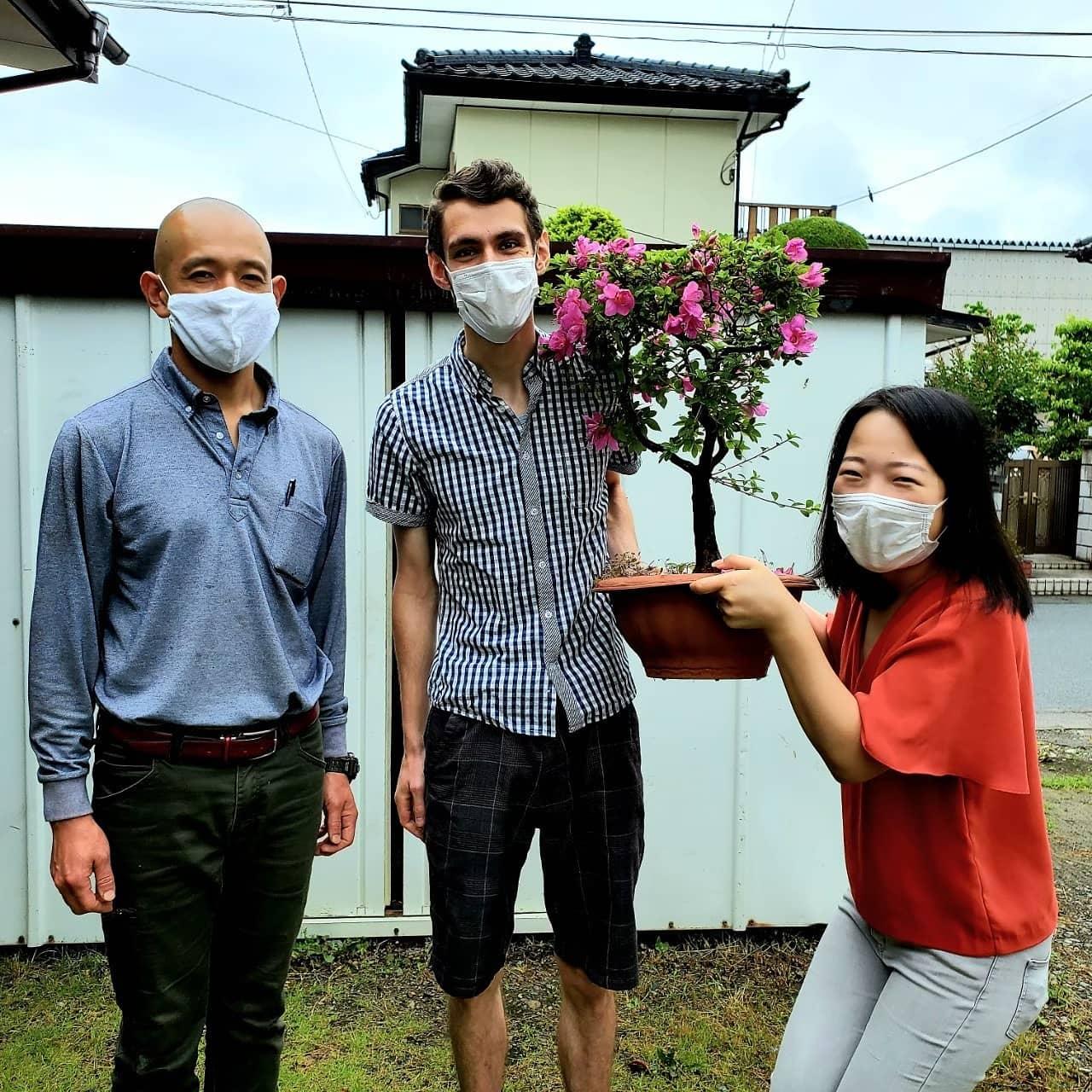 日本テレビ「心通う街角」☆植木の里親エピソード