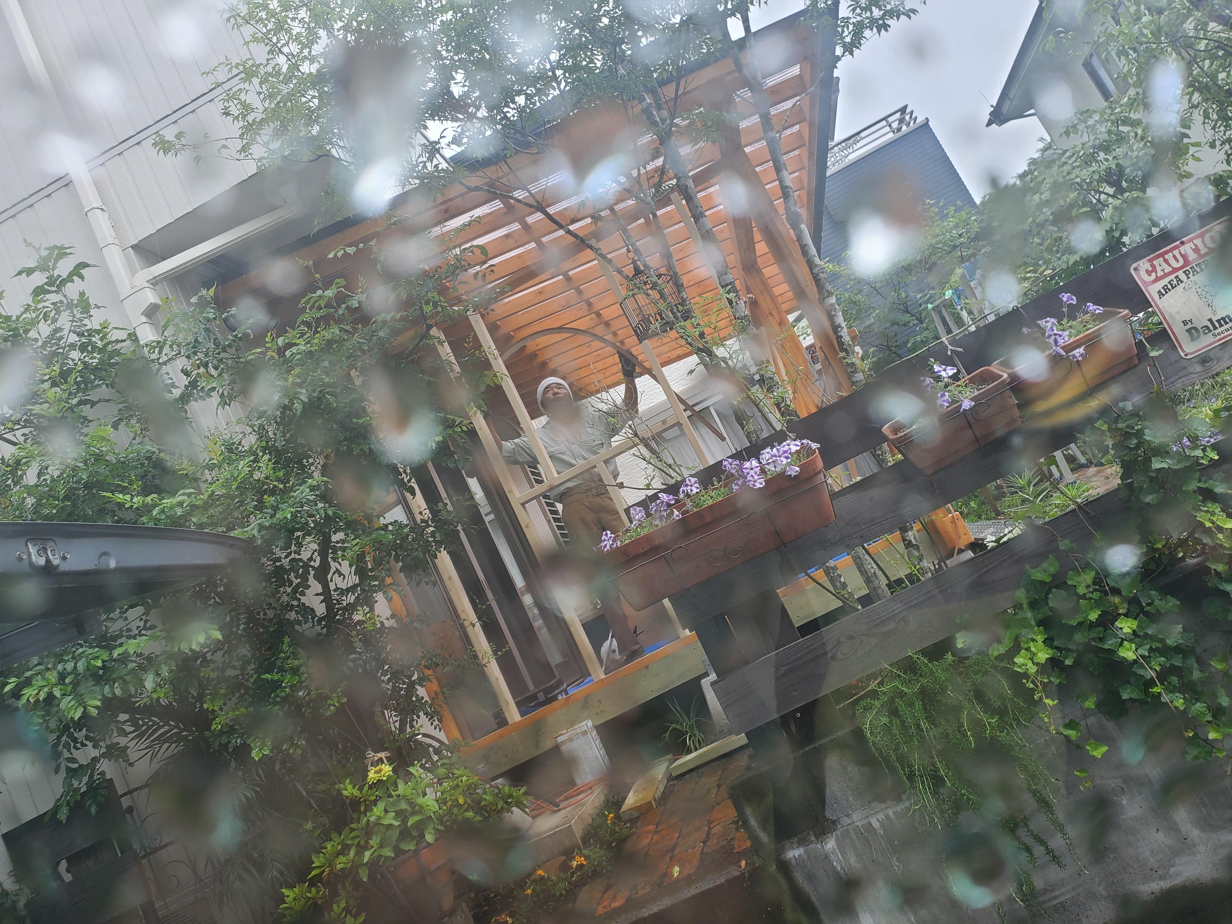 雨の日散歩で気づいたこと♡